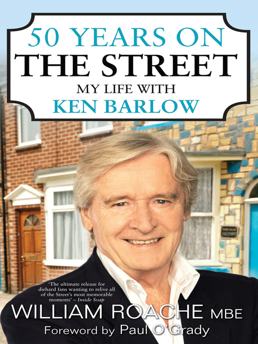 50 Years on the Street (eBook): My Life with Ken Barlow